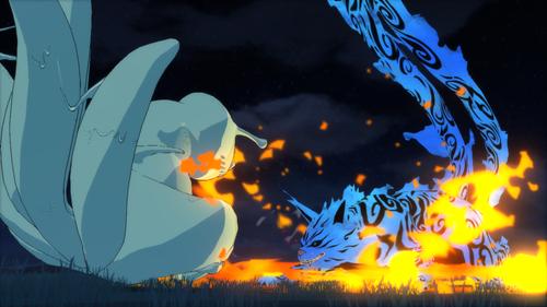 Battle - TailedBeast 01
